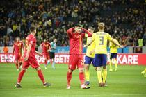 Romania, invinsa de Suedia in preliminariile Euro 2020