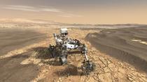 Conceptul unui rover martian ce ar trebui lansat in 2020