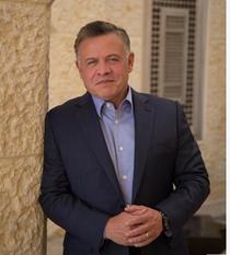 Regele Abdullah al Iordaniei