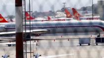 Aeronavele rusesti in Caracas
