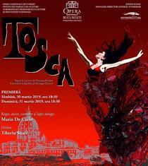 Opera Tosca - premiera