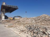 Ce a mai ramas din Stadionul Giulesti