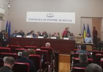 Plenul CES - Ordonanta lacomiei 2