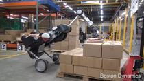 robot pentru logistică