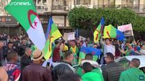 Proteste masive in Algeria