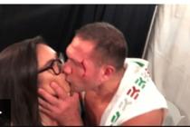 Kubrat Pulev si sarutul nedorit