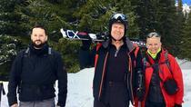 Iohannis, la schi