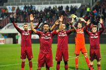 Jucatorii echipei CFR Cluj