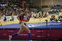 Claudia Bobocea, la CE de la Glasgow