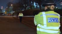 Politia londoneza in alerta