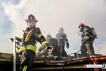 Pompieri (foto arhiva)