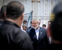 Ismail Haniyeh, liderul Hamas