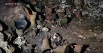 Ceramica descoperita in pestera Balamku