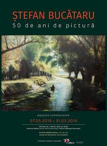 TNB: St Bucataru - 50 de ani de pictură