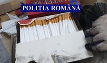 Trafic cu tutun in colete postale