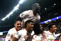 Manchester United s-a calificat in sferturile Champions League