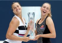 Aryna Sabalenka si Elise Mertens