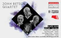 Concert John Betsch Quartet