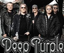 Deep Purple 2019