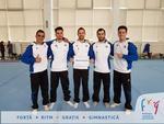 Reprezentantii Romaniei la CE Gimnastica 2019