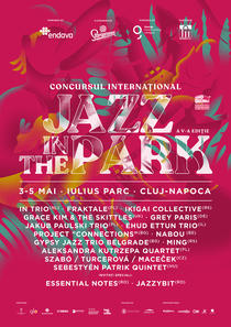Jazz in the Park 2019 Lineup