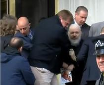Arestare Assange