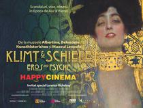 Klimt & Schiele - Eros si Psyche-QUAD