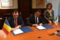 Memorandum de colaborare Di Maio - Oprea