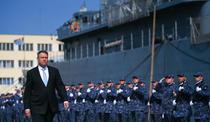 Klaus Iohannis, la Sea Shield 2019