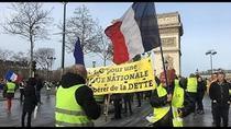 Vestele galbene, nou protest