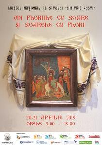 Sarbatoarea Floriilor, 20 – 21 aprilie