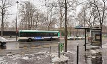 Autobuz la Paris