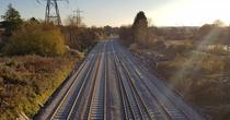 Linii de cale ferata in Marea Britanie