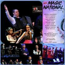 Concertul-spectacol Magic Național