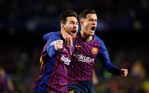 Messi si Coutinho, seara de vis in Champions League