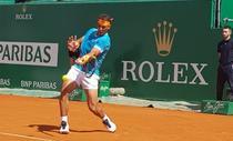 Rafael Nadal, la Monte Carlo