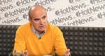 Rares Bogdan in studioul HotNews.ro
