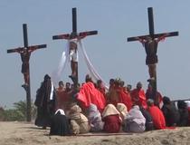 crucificare in Filipine