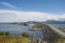 Un drum superb din Norvegia
