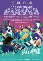 Afis Jazz in the Park