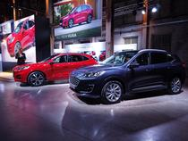 Noul Ford Kuga prezentat in Sugar City - Amsterdam - la evenimentul Go Further