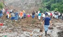 alunecare de teren Columbia