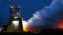Standul 4670 de testare a motoarelor de la Marshall Space Flight Center