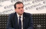 Ludovic Orban în studioul HotNews.ro
