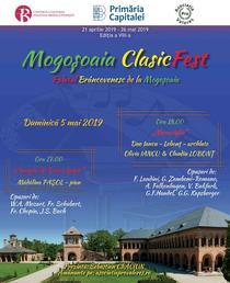 Mogoșoaia ClasicFest - 5 mai 2019