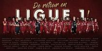 Metz a promovat in Ligue 1