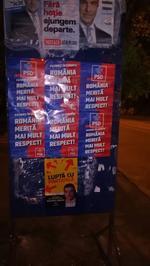 campanie electorala originala