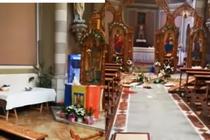 biserica devastata