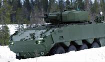 Piranha 5 cu turela cu tun 30 mm in teste in Norvegia