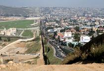 SUA granita cu Mexic